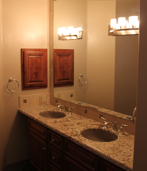 Mellgren homes new bathroom construction for New home bathrooms